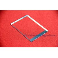 Aluminum Alloy precision metal stamping Hand Phone Frame with Silver Anodize Manufactures