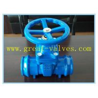 856-F (DIN) Ductile iron resilient seat gate valve NRS flanged ends Manufactures
