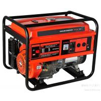 Muti-fuel Durable 5000w Portable Gasoline Generator for small power machine use Manufactures
