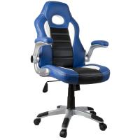 PU Leather Material Adjustable Office Chair With Wheels Various Color Manufactures
