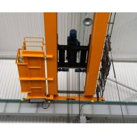 Heavy Duty Wire Rope Industrial Electric Hoist For Metallurgy , 500 ton Manufactures