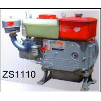 Water cooled single cylinder four stroke diesel engine efficiency CE ISO GS AND Etc Manufactures