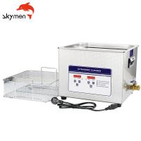 Digital Ultrasonic Cleaning Machine for Surgical / Dental Instruments Clean 10L 240W Manufactures