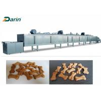 2020 Low Price Different Capacity Dog Biscuit Making Machinery Manufactures