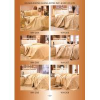Shrink Resistant Embroidery Quilt Kits Cold Water Washing With Imported Natural Fabric