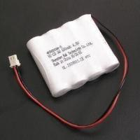 Ni-Cd Battery Pack with Voltage of 4.8V 600MAH Manufactures