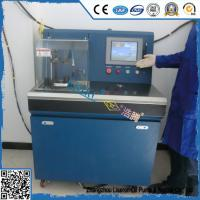 China ERIKC fit fuel injection pump testing machine and common rail injector test bench , diesel injector calibration machines on sale