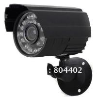 Intelligent IR-CUT Outdoor IP Camera UID Scan , 12VDC Support 32G SD Card Manufactures