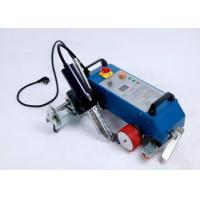 Vinyl Banner Welding Machine / Hot Air PVC Seaming Machine Multiple Function Manufactures