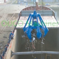 6 CBM Mechanical Grab Bucket Manufactures