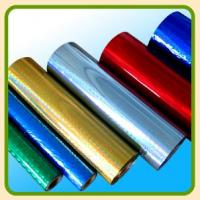 colorful aluminized gift wrapping paper Manufactures