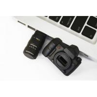 China PVC Camera Shape USB Flash Disk on sale