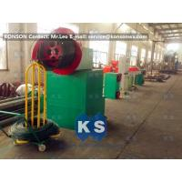 High efficiency PVC Coating Machine for Making PVC Coated Gabion Baskets / Cages Manufactures