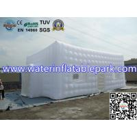 White Garden Outdoor Inflatable Wedding Tent Large Party Tent Rentals Manufactures