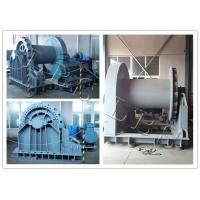 Quality Efficient Electric Winch In Offshore Platform Winch For Oil Exploitation And for sale