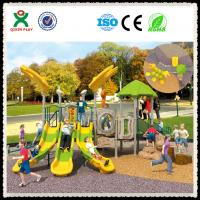 Amusement Park Cheap Outdoor Playground Equipment for Children QX-005A Manufactures