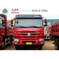 China Sinotruk HOWO 380HP Industrial Dump Truck 400L Fuel Tank With Long Lifespan on sale