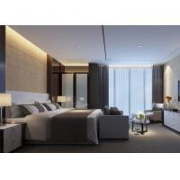 Buy cheap Five Star Hotel Bedroom Furniture Sets Modern High Class Furniture For Guest Room from wholesalers