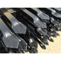 Hot sale spear top metal steel fence Manufactures