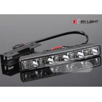 High Brightness 10W Led Daytime Running Light With Voltage Protect Resistor Manufactures