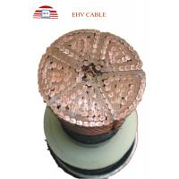 EHV XLPE insulated power cables Underground Segmentation Conductor Manufactures