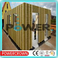 Quality Good quality mineral fiber rock wool board thermal insulation for sale