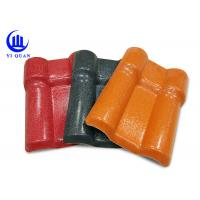 Acrylonitrile Styrene Acrylate Synthetic Resin Roof Tile 1035 mm Manufactures
