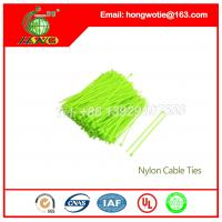 Buy cheap Snap and plastic fasteners, UL 94V-2 material Self-Locking Type plastic nylon cable tie from wholesalers