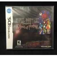Final Fantasy Crystal Chronicles - Ring of Fates ds game for DS/DSI/DSXL/3DS Game Console Manufactures