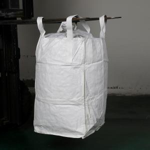 China Eco Friendly Treated UV PP Bulk Bag  / Large Woven Polypropylene Bags on sale