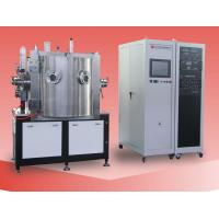 China Cathodic Arc PVD Plating Machine For Metals Products , Arc Ion Vacuum Coating Unit on sale