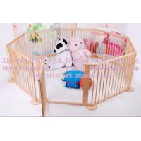 Wooden playpen , baby protection bar , baby fence , baby supplies for sale