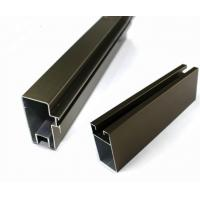 Extruded Aluminum Enclosure Boxes , Aluminium Profiles For Windows And Doors Manufactures