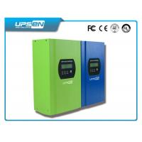 China MPPT Solar Charge Controller Blue Green For Solar System Working Station on sale