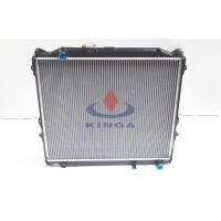 OEM 16400-67121 , automotive radiators for Toyota PRADO 1995 , 1996 , 1997 , 1998 KZN 1KZ Manufactures