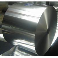 Temper O Aluminium Foil Roll 8011 1235 For Tin Foil Dinners / Balls / Sculptures Manufactures