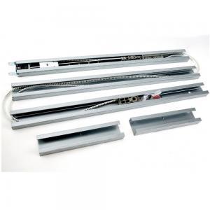 Buy cheap Chain Drive guide for Garage Door Opener, steel rail for garage door motor from wholesalers