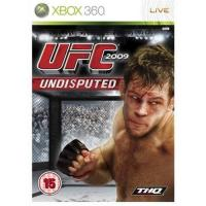 China UFC 2009 Undisputed (Xbox 360, 2009) on sale