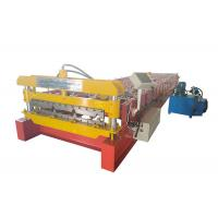 Customized PPGI Roof Making Machine For High Corrugated Rib Roof Sheet Manufactures