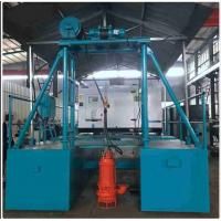 Buy cheap resistant centrifugal river submersible sand suction pump for sand pumping river from wholesalers