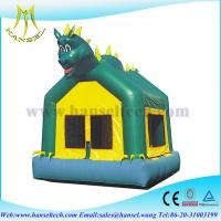 Hansel bouncy castles commercial/inflatable house//jumping castle for toddlers Manufactures