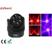 New Bee Eyes 4*15W RGBW Beam LED Moving Head Stage Light   X-89 Manufactures