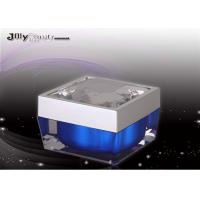 Square Capacity 50ml Plastic Jars With Lids , Beauty Product Containers Manufactures