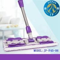 New Flat Mop 360 Good Quality Floor Microfiber Cleaning Mop Manufactures