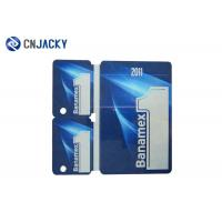 3 In 1 Combo PVC Smart Card For Enterprise / Bank  / Company Credit Card Size Manufactures