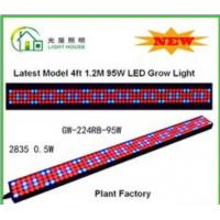 Quality High Effective LED Tube Grow Lights Hydroponic For Plant , Long Life Time for sale