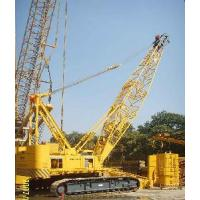 XCMG 100 Ton Crawler Crane with 184 Engine Power (QUY100) for sale