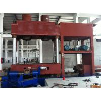 HLE300B to 12 / 16, Hydraulic Servo System SS304/316, CS, Alloy Steel Elbow Cold Forming Machine for Petroleum Fitting Manufactures