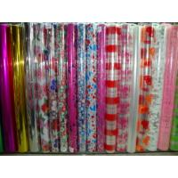 Multi Colored Hot Stamping Foil Metallic Foil Paper Rolls For Classroom Decoration Manufactures
