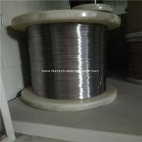0.25mm Titanium Wire Gr12 Ti-0.3Mo-0.8Ni alloy wire 1kg wholesale price ,free shipping Manufactures